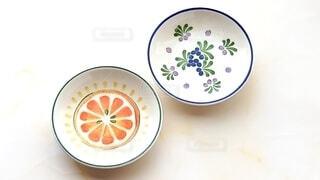 かわいい小皿の写真・画像素材[4663992]