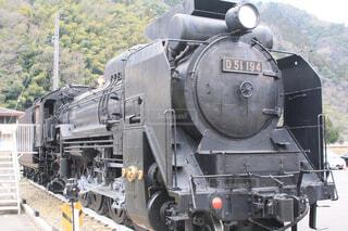蒸気機関車の写真・画像素材[4555797]