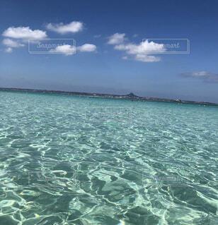 大きな水域の写真・画像素材[4558376]