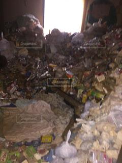 ゴミの写真・画像素材[202145]
