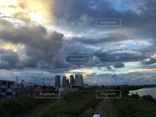 雲の写真・画像素材[202162]