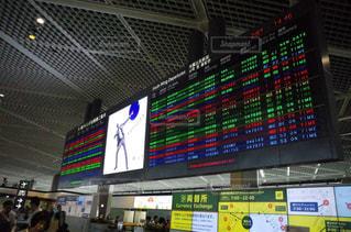 成田空港の写真・画像素材[286184]
