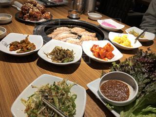 韓国料理の写真・画像素材[4609256]