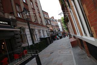 イギリスの路地裏の写真・画像素材[750902]