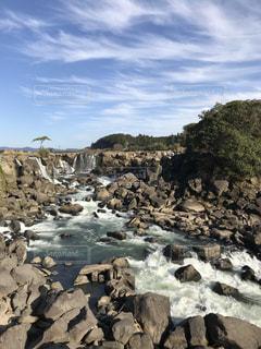 曽木の滝の写真・画像素材[1689084]