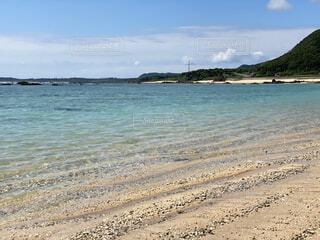 奄美大島 透き通る海 2021-06-25の写真・画像素材[4658062]