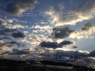 空の写真・画像素材[203809]