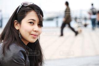 女性の写真・画像素材[233564]