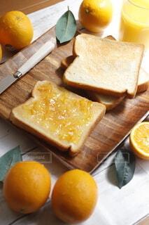 爽やかな朝食の写真・画像素材[4722302]