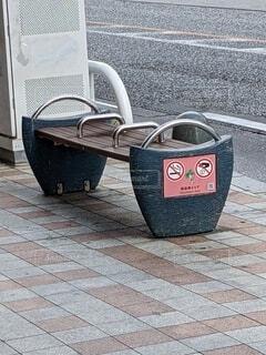 休憩できるベンチの写真・画像素材[4741887]