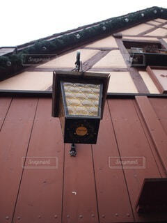 ドイツの街灯の写真・画像素材[4677541]