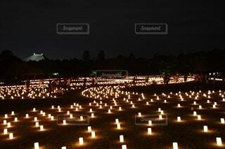 奈良、燈火会の写真・画像素材[4649932]