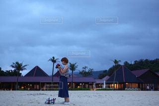 女性の写真・画像素材[206373]