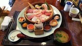 海鮮丼の写真・画像素材[4635168]