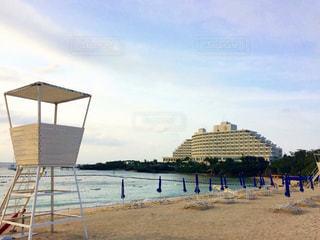 ビーチの写真・画像素材[206771]