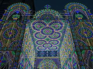 ルミナリエ(光の門)の写真・画像素材[1194947]