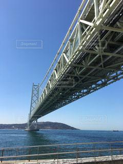 明石海峡大橋の写真・画像素材[1195543]