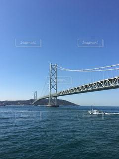 明石海峡大橋の写真・画像素材[1195546]
