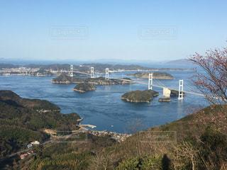 しまなみ海道の写真・画像素材[1200090]