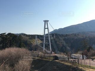 九重大橋の写真・画像素材[1200589]