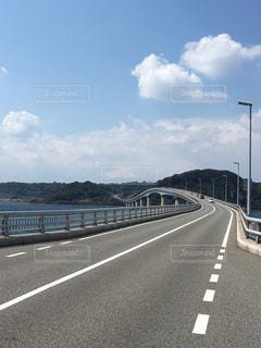角島大橋の写真・画像素材[1201832]