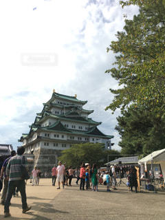 名古屋城の写真・画像素材[1204152]