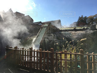 草津温泉の写真・画像素材[1206449]