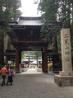 二荒山神社の写真・画像素材[1207869]