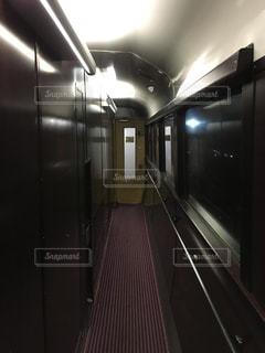 寝台列車の写真・画像素材[1209179]