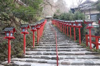 貴船神社の写真・画像素材[1214610]