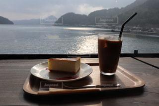 伊根の舟屋カフェの写真・画像素材[1214613]