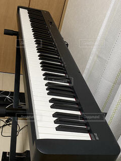 電子ピアノの写真・画像素材[4642038]