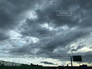 雷の写真・画像素材[4651497]