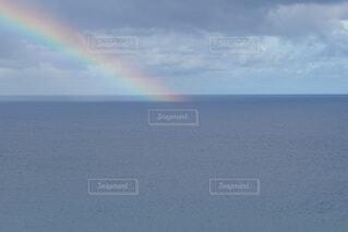 虹のふもとの写真・画像素材[4648935]
