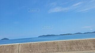 大きな水域の写真・画像素材[4687976]