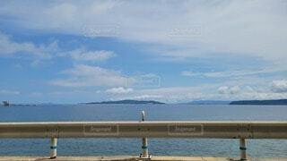 大きな水域の写真・画像素材[4687981]