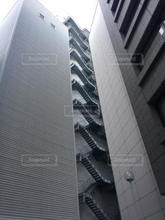 近くに白い建物のの写真・画像素材[707756]