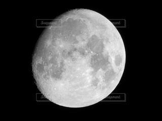 夜空と夜景の写真・画像素材[214765]