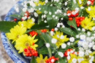 【行田花手水week】行田市の花手水の写真・画像素材[4929904]