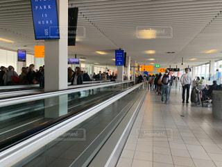 ヘルシンキ空港にての写真・画像素材[2087285]