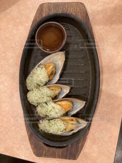 ムール貝の写真・画像素材[4664720]
