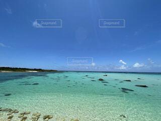 久米島の写真・画像素材[4665594]