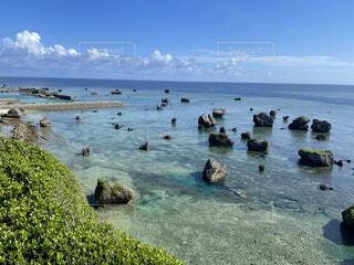 南の島の写真・画像素材[4670118]