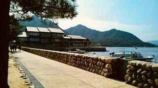きれいな海岸の景色の写真・画像素材[4800426]
