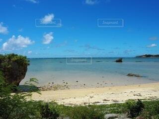 沖縄の浜辺の写真・画像素材[4679122]