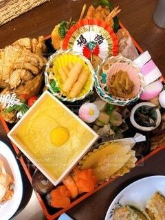 おせち料理の写真・画像素材[4679372]