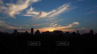 空の写真・画像素材[218129]