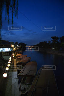 夜景の写真・画像素材[218134]