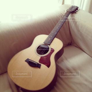 ギターの写真・画像素材[209024]