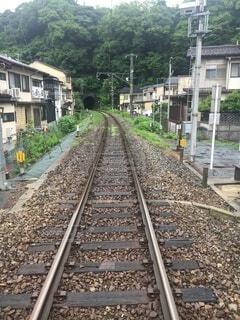 線路の写真・画像素材[4688595]